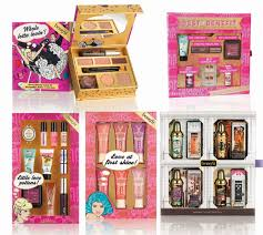 gift sets by benefit cosmetics