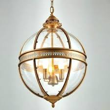 excellent design ideas mercury glass pendant ribbed dome shade