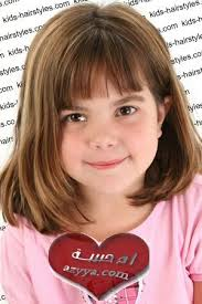 تسريحات للأطفال تسريحات سهره قصات شعر