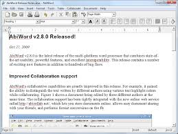 Productivity Word Processors The Portable Freeware Collection