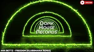 Ana Bettz - Freedom (Klubbmania Remix) - YouTube