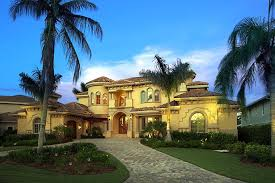 mediterranean house plans. Coastal Contemporary Florida Mediterranean House Plan 71502 Elevation Plans