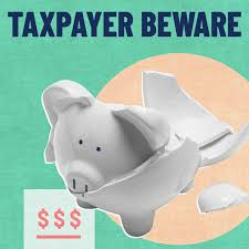 Taxpayer Beware