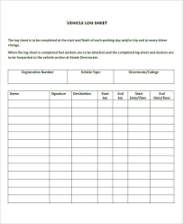 Km Log Sheet Driver Log Sheet Template Charlotte Clergy Coalition Elite Board Us