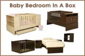 SOLD Baby Bedroom In A Box Cot Set