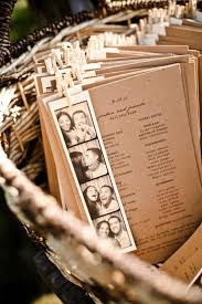 pinterest wedding programs. Wedding Program Ideas BravoBride