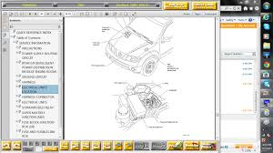 nissan pathfinder hi were is the horn fuse and relay on a full size image