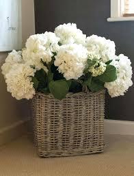 silk hydrangea arrangement eaaacri 1 4 ea 2 artificial flower faux green