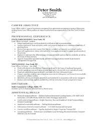 Security Resume Objective Examples Security Guard Resume Examples Security Guard Sample Resume