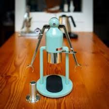 The automated coffee maker (e.g., a robotic arm or another mechanism) grinds a portion of beans and supplies water in adequate proportion to brew a joe. Cafelat Robot Hk Cafelat Robot Manual Espresso Coffee Maker Coffeegeek Cafelat Robot Espresso Machine Muqly