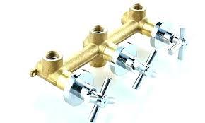 shower stem repair 3 handle shower valve replacement shower faucet valve shower valve stem replacement 3 shower stem repair