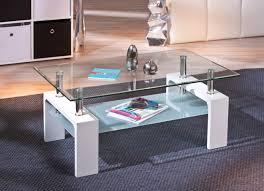 Links 50100040 Alva Table Basse Blanc 100 X 60 X 45 Cm Amazon Fr