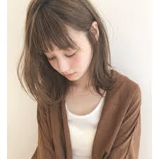 透明感のある髪色がポイント人気のアッシュ系ヘアカラー特集 Sakurry