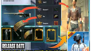 PUBG MOBILE LITE Season 8 Tier Rewards ...
