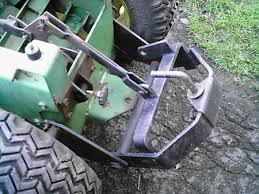 1973 112 electric lift jd tiller attachment question dave you will need a rear lift like in the first picture the 2nd pic is a rear lift on my 72 112 elec lift supporting a sleeve hitch