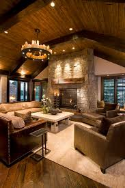 55 awe inspiring rustic living room