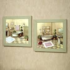 vintage bathroom wall art accessories for bathroom decoration using vintage retro bathroom painting funny bathroom wall