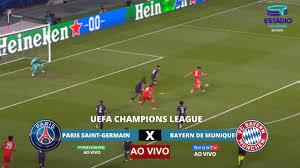 🇫🇷🇩🇪PSG x Bayern de Munique - AO VIVO (ASSISTIR COM IMAGENS AO VIVO!!!)  UEFA CHAMPIONS LEAGUE 2021 - YouTube