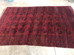 4 of 12 11 x 17 antique ersari tekke turkmen tribal rug handmade afghan area rug