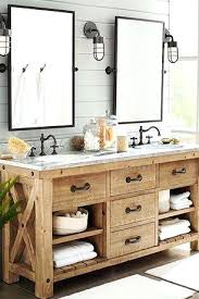 Rustic Vanity Cabinets For Bathrooms Rustic Bathroom Vanity Cabinets