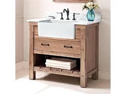 farmhouse sink bathroom vanity bathroom vanity with farmhouse sink elegant home decor reclaimed wood vessel in a sink bathroom vanity