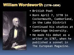 william wordsworth 2