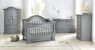Gray Baby Furniture Painted Set Grey Baby Nursery Furniture