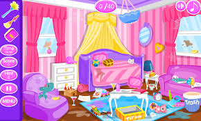 Princess Bedroom Decoration Games Princess Room Cleanup Android Apps On Google Play