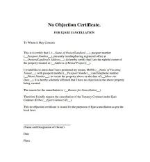 Noc Letter For Job Noc Letter Format Property Reditexco 21