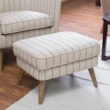 Accent Chair & Ottoman Sets