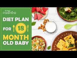 18 Months Old Baby Food Ideas Along With Recipes