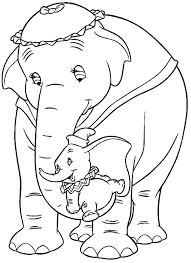 Small Picture Beautiful Dumbo Coloring Pages 29 On Coloring Books with Dumbo