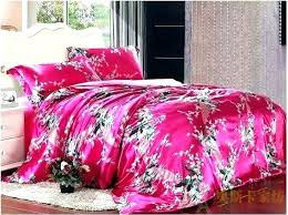 hot pink bedding sets bed bath zebra comforter set bright single duvet black white crib and