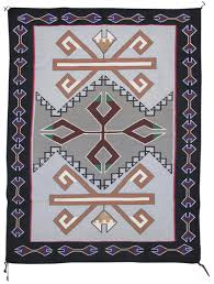 Teec Nos Pos 20th C (3rd Q), North America, woven by noted
