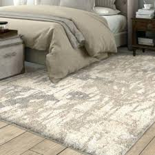 furry rugs for bedroom cream colored abstract rug in bedroom white fuzzy bedroom rug furry rugs