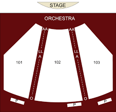Terry Fator Theatre Las Vegas Nv Seating Chart Stage