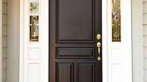 metal front doorHow to Paint an Exterior Door