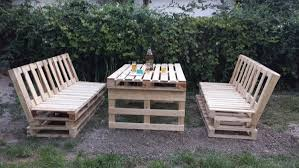 patio furniture made of pallets. Outdoor Furniture Ideas Made With Wood Pallets Pallet Projects From Patio Of