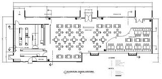 Cafeteria Seating Layout Winning Remodelling Bathroom Accessories Cafeteria Floor Plan