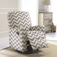 Small Recliners For Bedroom Furniture Suitable Gray Recliner Slipcover For Baby Bedroom Decor