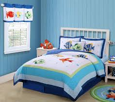 Kids Ocean Fish Bedding Full/Queen 3pc Quilt Sets - Tropical Sea ... & Kids Ocean Fish Bedding Full/Queen 3pc Quilt Sets - Tropical Sea Beach  Bedding for Adamdwight.com