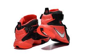 lebron mens. cheap men\u0027s nike zoom lebron soldier 9 basketball shoes black/white/bright crimson 749490-016 australia for sale wholesale lebron mens