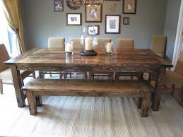 Farm Dining Table Set