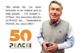 Joseph E. O'Hara – Executive Director – PEACE, Inc.