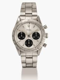 top 5 reasons why collectors love rolex christie s rolex a stainless steel chronograph wristwatch bracelet cosmograph ref 6239