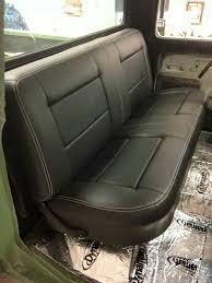 Reapolstered Factory Bench Seat | 1967-72 Ford F Series | 72 chevy ...