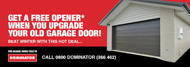garage door trade in offer dominator trade in offer