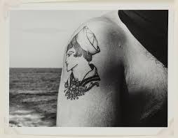 Sailor Girl Tattoo 1945 Detroit Institute Of Arts Museum