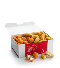 mcdonalds mixed en sharebox