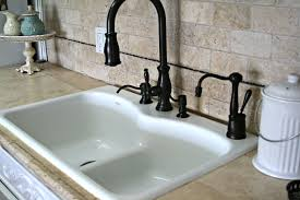 black kitchen sink faucets with sprayer for kitchen decoration ideas